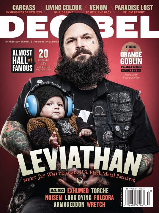 Decibel cover